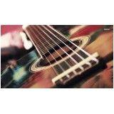 Preço de Aulas de violão para iniciante na Vila Sílvia