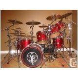 Preço de uma Aula de bateria gospel na Vila Salete
