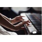 Preço de uma Aula teclado para iniciantes na Vila ABC