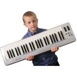 Preços Aulas de teclado iniciantes na Fazenda Itaim