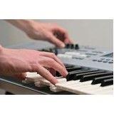 Preços de Aulas de teclado para iniciante na Vila Sartori