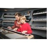 Preços de Aulas para iniciantes de teclado no Carrãozinho