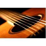 Qual o preço para fazer uma Aula de violão particular na Vila Santa Teresa