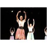 Qual o valor Aula de danças na Vila Barreira Grande