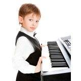 Qual o valor de Aulas de teclado iniciantes na Vila União