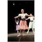 Qual o valor de uma Aula de danças na Cidade São Mateus