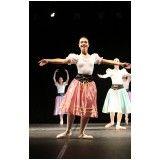 Qual preço de Aula de danças na Vila Luso Brasileira