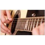 Qual preço de Aula violão na Vila Prudente