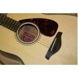 Qual preço de Aulas avançadas de violão no Jardim Eliane