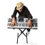Qual preço de Aulas de teclado para iniciante no Parque Guedes