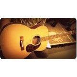 Qual preço para fazer Aula de violão particular na Vila Matias