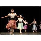 Qual valor Aula de danças no Jardim Triana