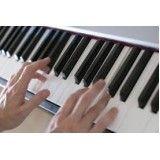 Qual valor de Aula teclado iniciante na Cidade Nitro Operária