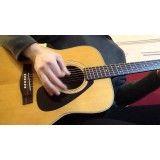 Qual valor de Aulas avançadas de violão na Vila Granada