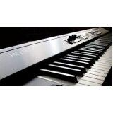 Qual valor de Aulas teclado para iniciantes no Parque Savoy City
