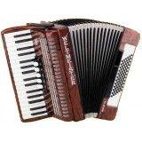 Qual valor para fazer Aula de acordeon para iniciante na Vila Ester