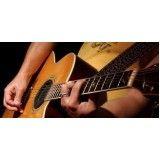 Valor aula de violão