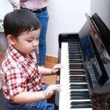 Valor Aulas de teclado iniciantes na Vila Corberi