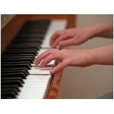 Valor Aulas teclado para iniciantes na Vila Leme