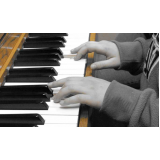 Valor de Aula para iniciantes de teclado na Vila Orlando
