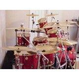 Valor de uma Aula de bateria gospel na Vila Heloísa