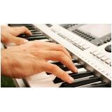 Valor de uma Aula de teclado iniciantes no Jardim Mimar