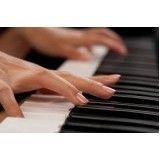 Valor de uma Aula para iniciante de teclado na Vila Gumercindo