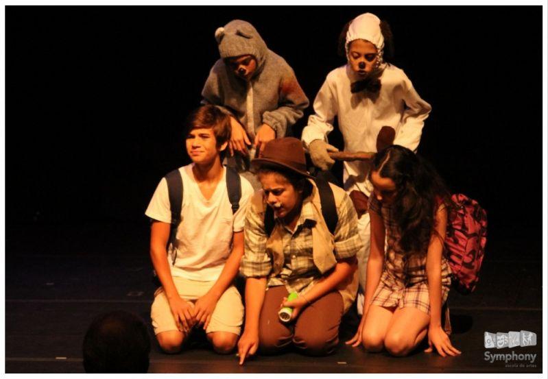 Valor Aulas de Teatro Infantil no Jardim Santo Elias - Aula de Teatro em SP