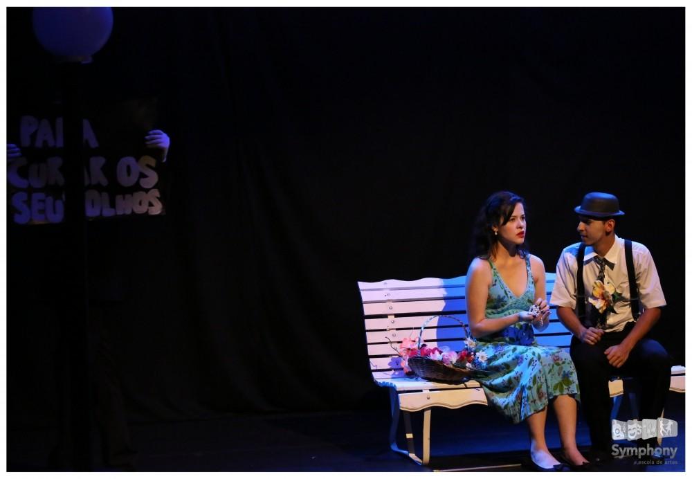 Valor de Aula de Teatro na Vila Sílvia - Escola de Teatro