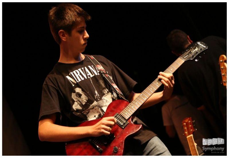 Valor de Aulas de Música na Vila Belo Horizonte - Escolas de Músicas em SP
