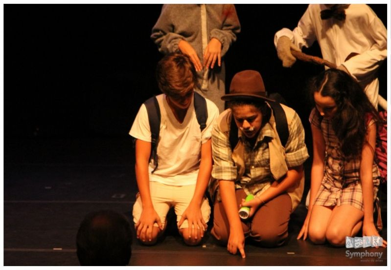 Valor de Aulas de Teatro Infantil no Jardim São Carlos - SP Escola de Teatro