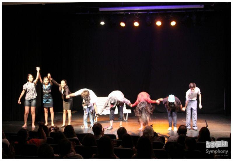 Valores de Aulas de Teatro Infantil na Vila Costa Melo - Aula de Teatro em SP
